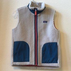 PATAGONIA vest boys XL